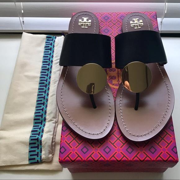 185a13b2418307 Tory Burch Patos Disk Sandal